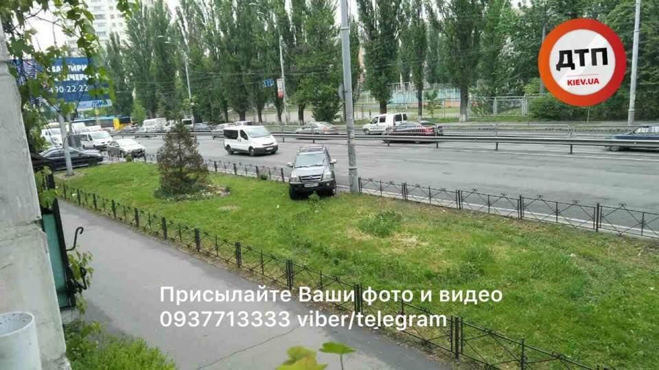 В Киеве был замечен очередной