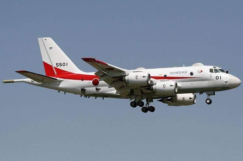 Японский самолет-разведчик потерпел крушение