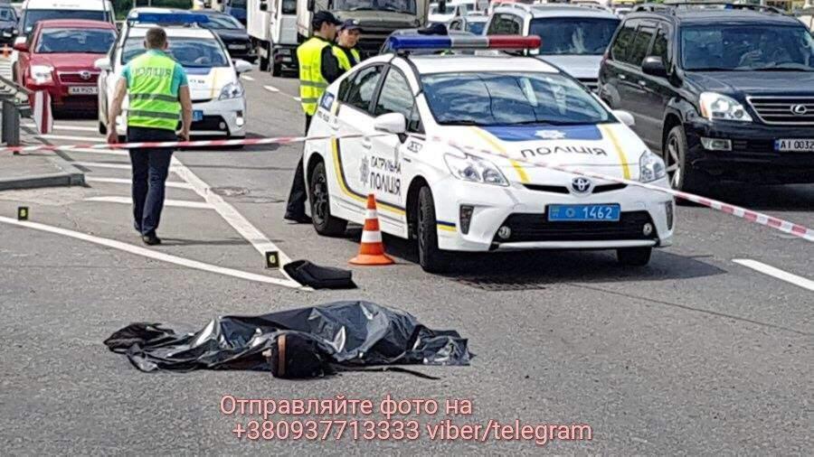 Стали известны подробности жуткого смертельного ДТП на мосту Патона в Киеве (фото)