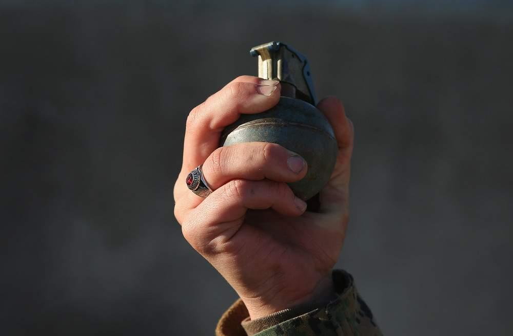 АТОшник на Закарпатье подорвал гранатой кафе