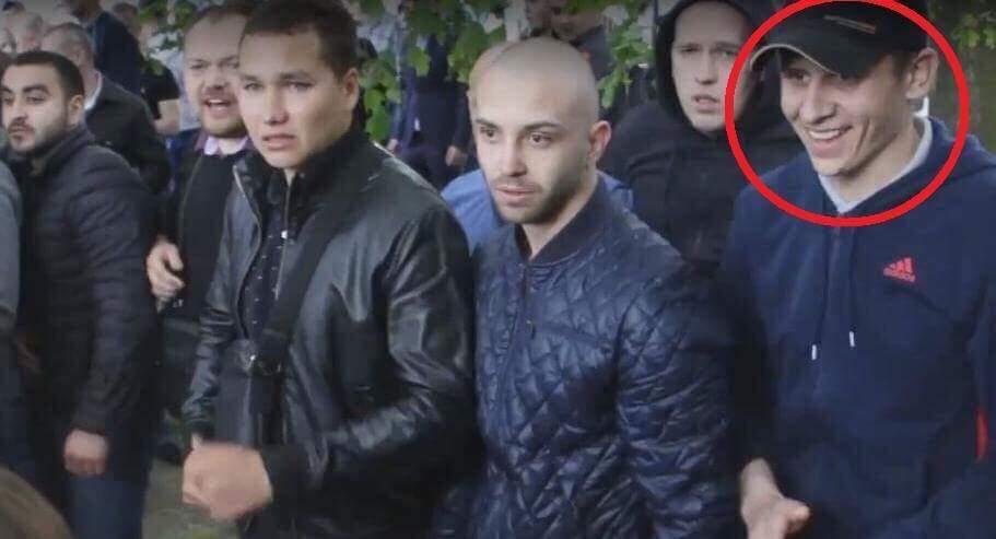 В Днепре задержали участника беспорядков 9 мая