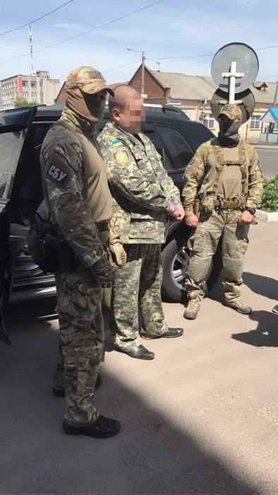 На Житомирщине начальник исправительной колонии погорел на взятке (фото)
