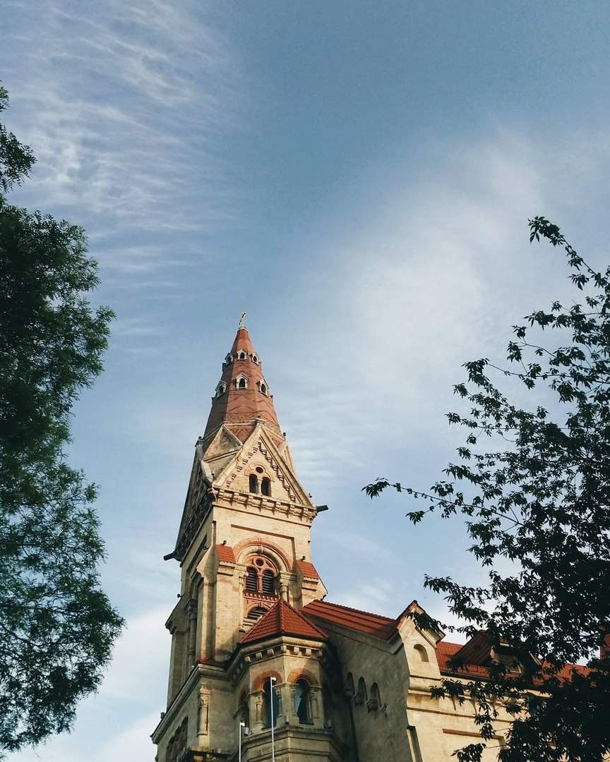 Фантастическое одесское небо (Фото)