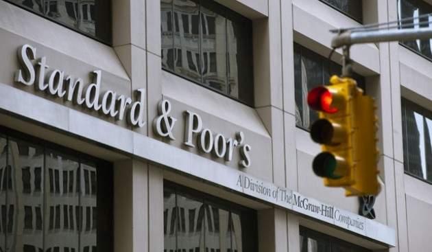S&P подтвердило  долгосрочный кредитный рейтинг Киева на уровне