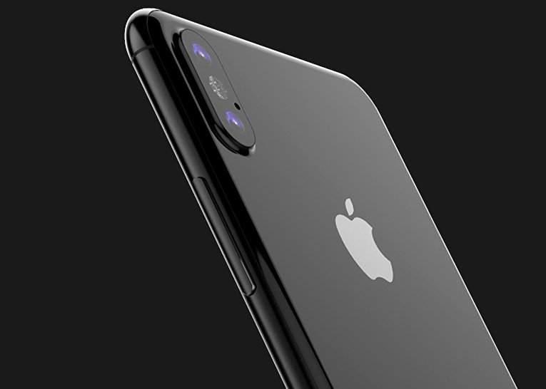 В сеть попали фотографии макета iPhone 8 (Фото)