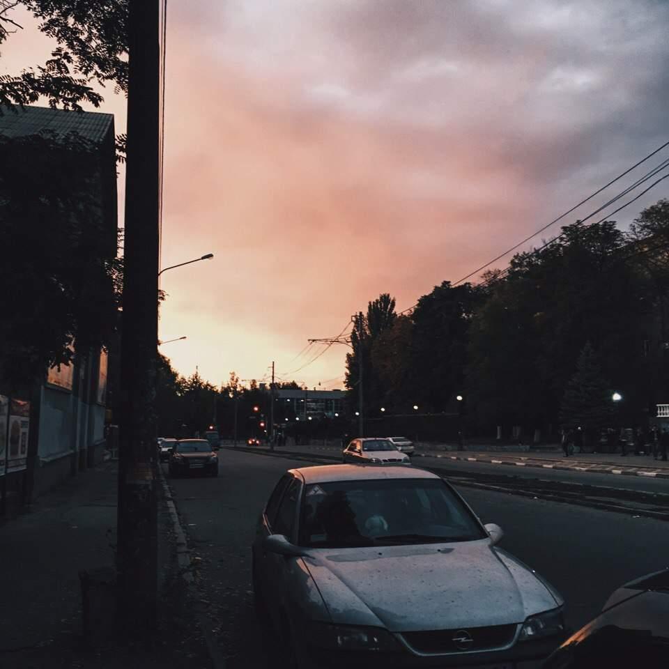 Весенний город Запорожье во всей своей красе (Фото)