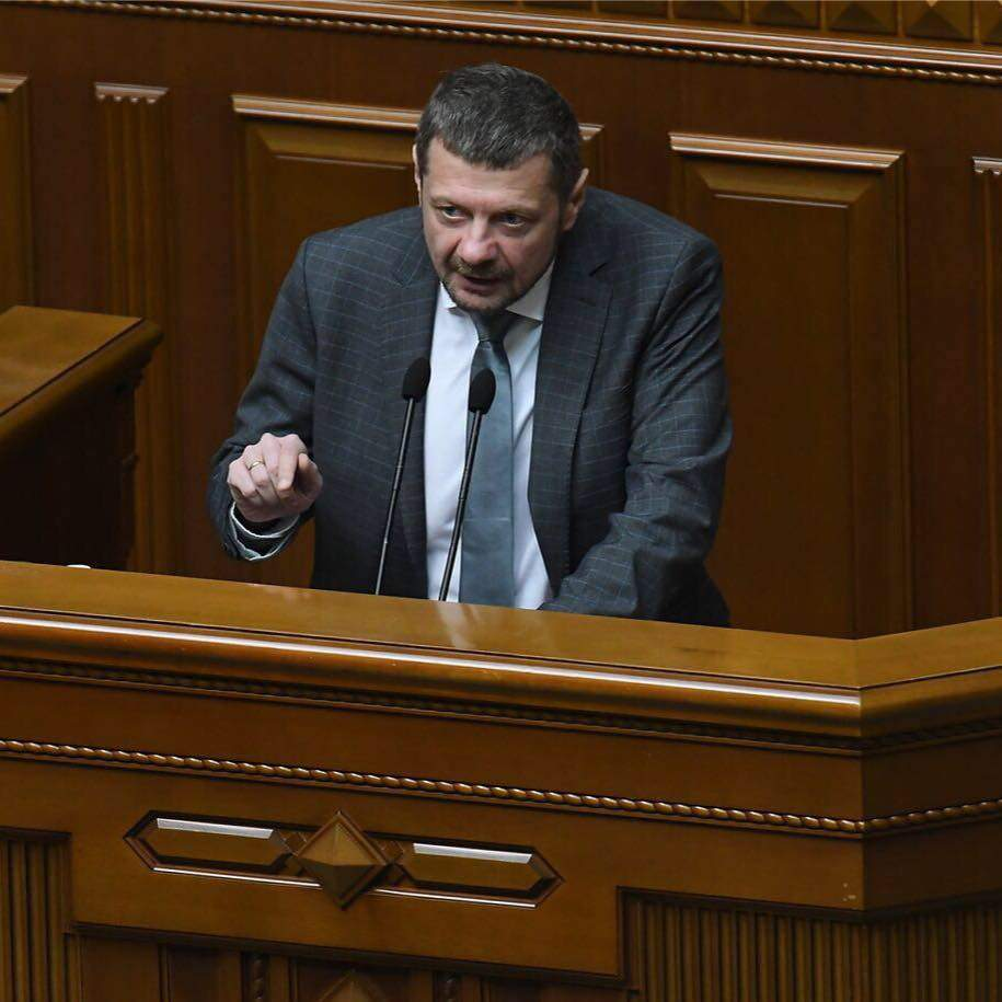 Мы настаиваем на внесении в ВР представления о снятии депутатской неприкосновенности с Лозового - Мосийчук