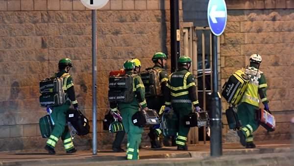 Взрыв на стадионе Манчестера  мог произвести террорист-смертник