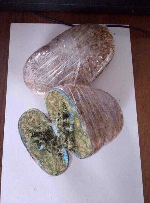 Женщина пыталась провезти в Крым хлеб с
