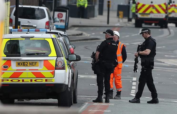 В Манчестере задержали подозреваемого в теракте