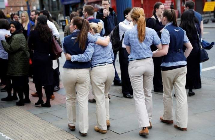 Как на иголках: Манчестер напугал очередной взрыв (Фото)