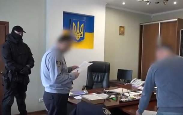 В Хмельницкой области заместителю начальника областного управления Нацполиции объявили подозрение (видео)