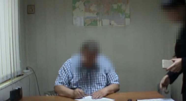 На Черкасчине начальник ветеринарной клиники погорел на взятке (видео)