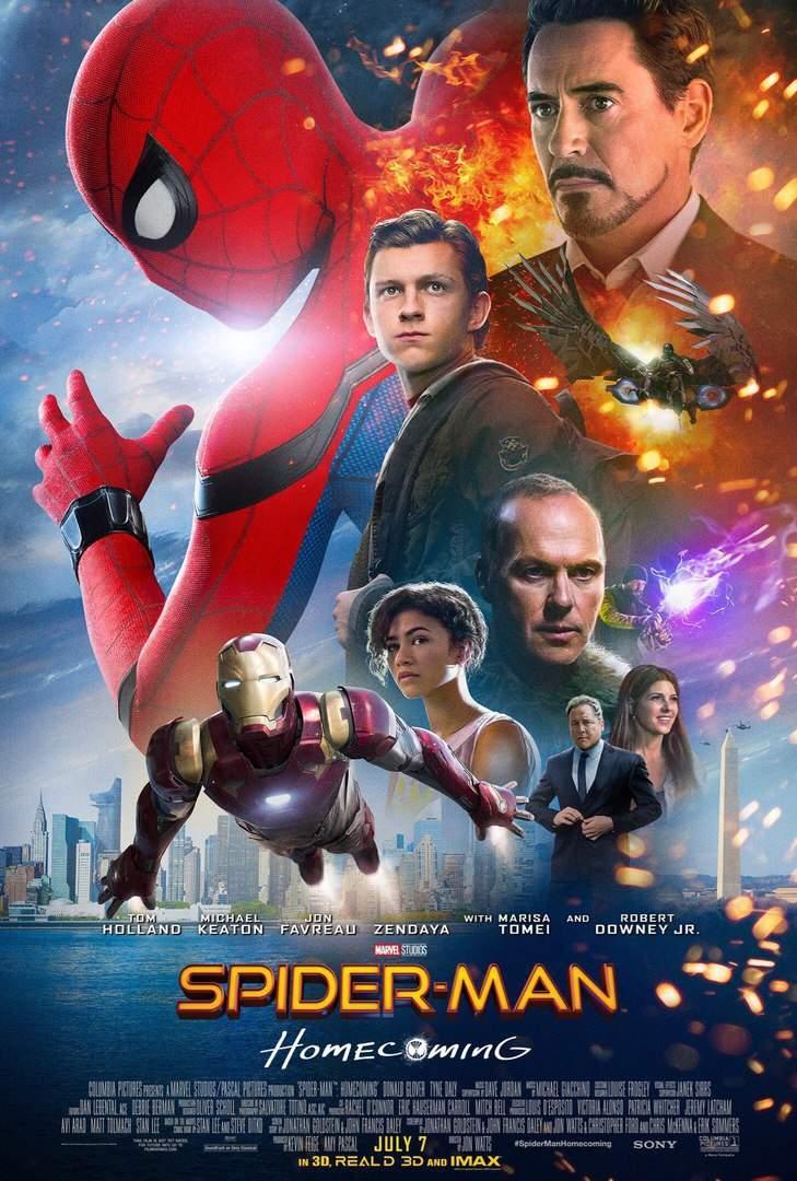 Вышел финальный трейлер блокбастера Marvel «Человек-паук: Возвращение домой» (видео)