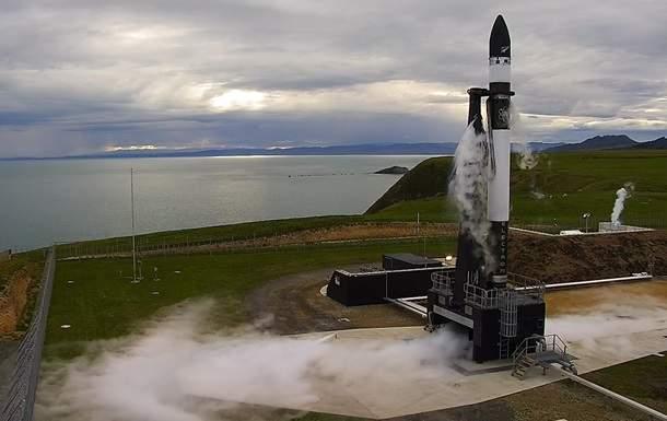 В Сети обнародовано видео первого запуска ракеты Electron в Новой Зеландии (видео)