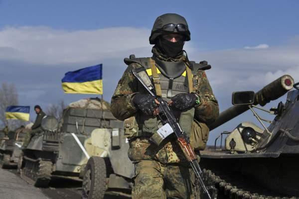 На востоке Украины ранено четверо военнослужащих
