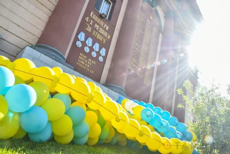 Праздник завершился: в Одессе разобрали символическую инсталляцию (фото)