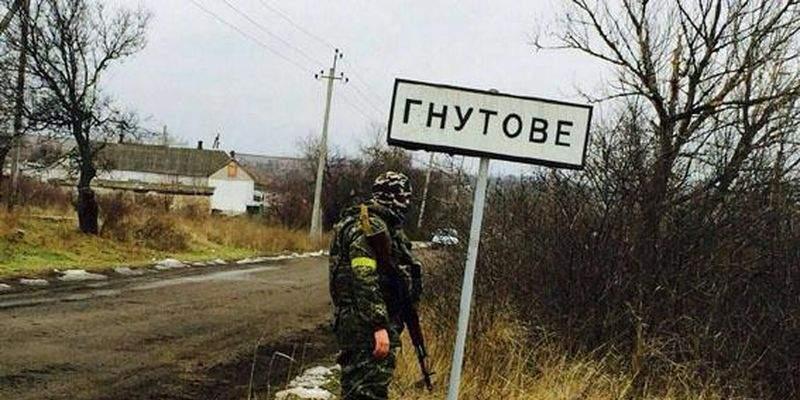 На КПВВ на Донбассе задержали бойца ДНР (Видео)