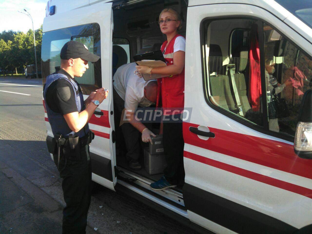 В столице взорвался баллон с жидким газом: пострадавшие госпитализированы