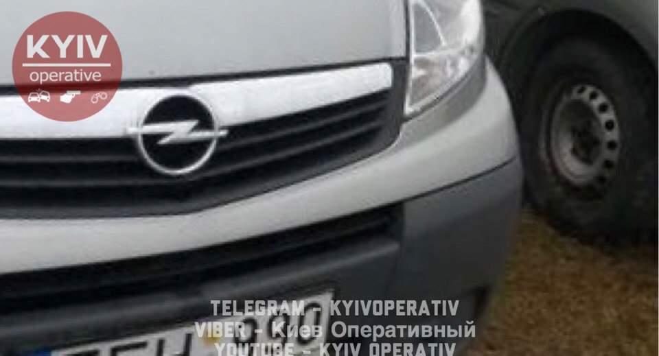 В Киеве водитель инициировал ДТП и совершил суицид (фото)