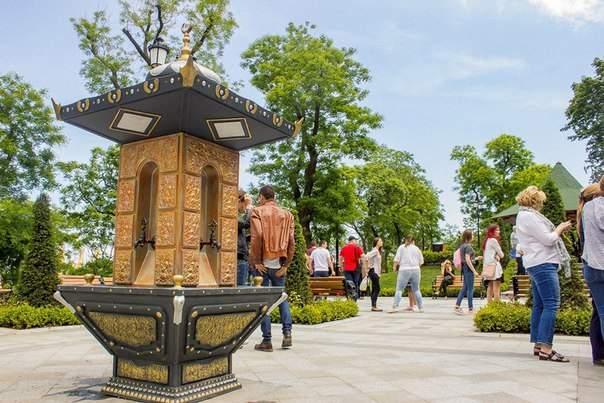 Обновлённый Стамбульский парк в Одессе засняли во всей красе (фото)