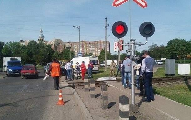 В Луцке под колёсами поезда погибла местная жительница (фото)