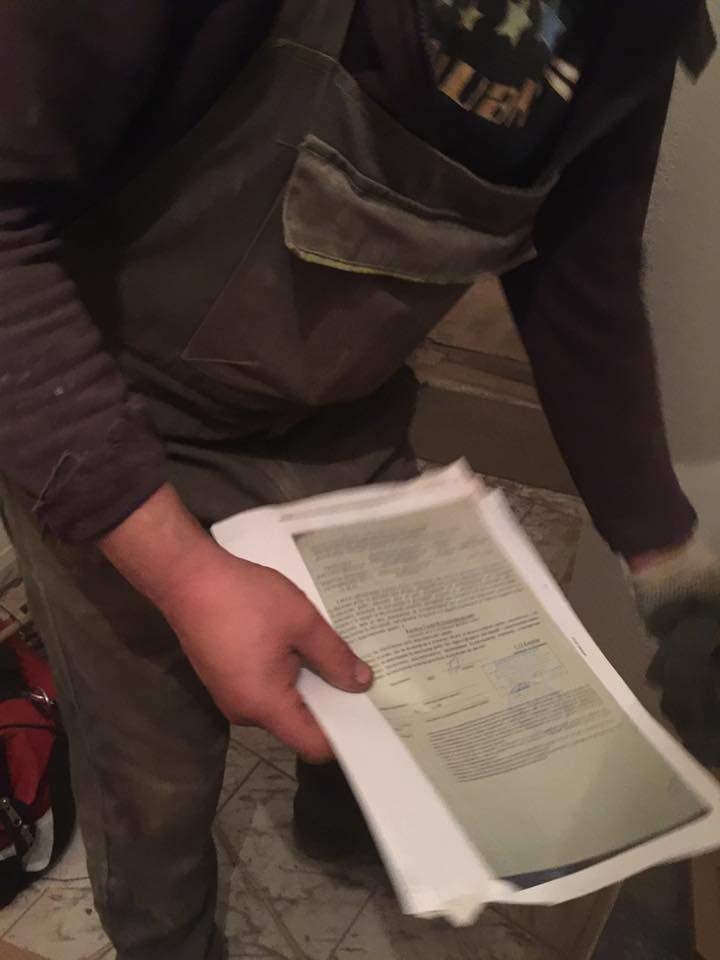 В Киеве помещение бомбоубежища отдали под застройку (фото)