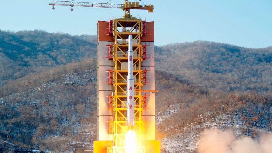КНДР успешно запустила очередную ракету