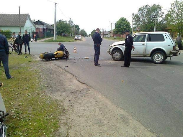 Свёл счёты? на Черниговщине священник УПЦ МП на внедорожнике сбил бойца АТО (фото)