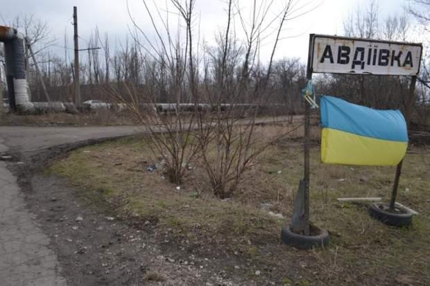 Ожесточенные бои под Авдеевкой: ранены местные жители