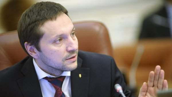 Украинский министр покинул пост по состоянию здоровья