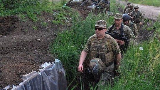 Турчинов: военные действия на Донбассе закончатся после взятия Москвы