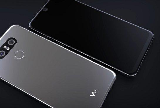 В Сети появился еще один вариант неанонсированного LG V30