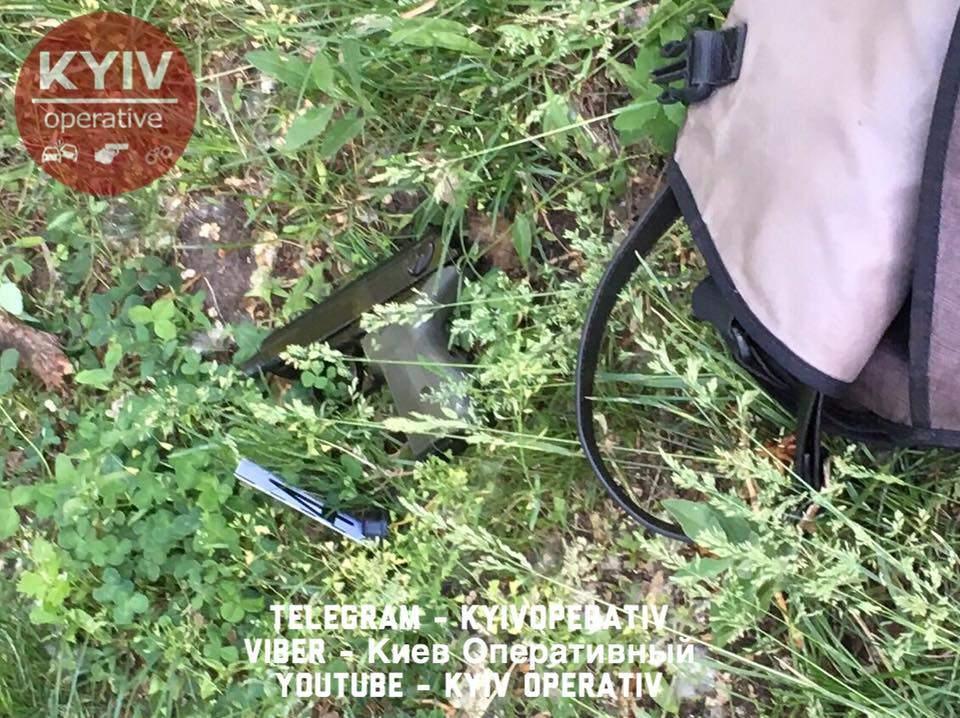 Новые подробности перестрелки на Подоле: нападавший открыл огонь по пресс-офицеру батальона Амине Окуевой (фото, видео)