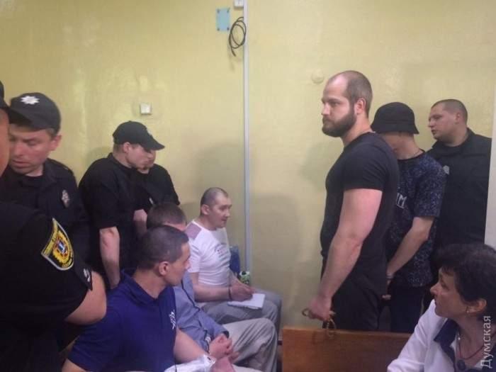 """Пять участников одесского """"Антимайдана"""" проведут в СИЗО еще 30 дней"""