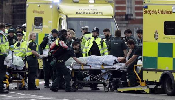 В Лондоне произошло сразу два теракта. Есть погибшие
