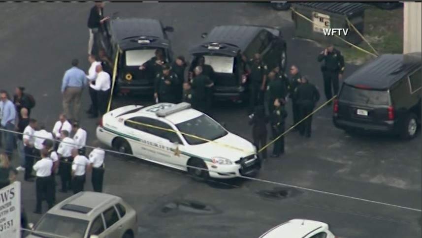Стрельба в Орландо: Есть многочисленные жертвы