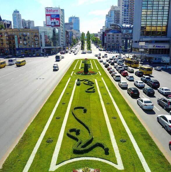 Невероятно красивый Киев в нескольких фото