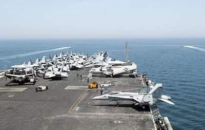 С кораблей ВМС в Средиземном море США ударили по позициям ИГИЛ