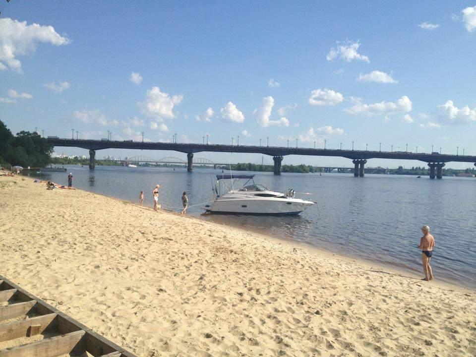 В столице открылось 11 пляжей