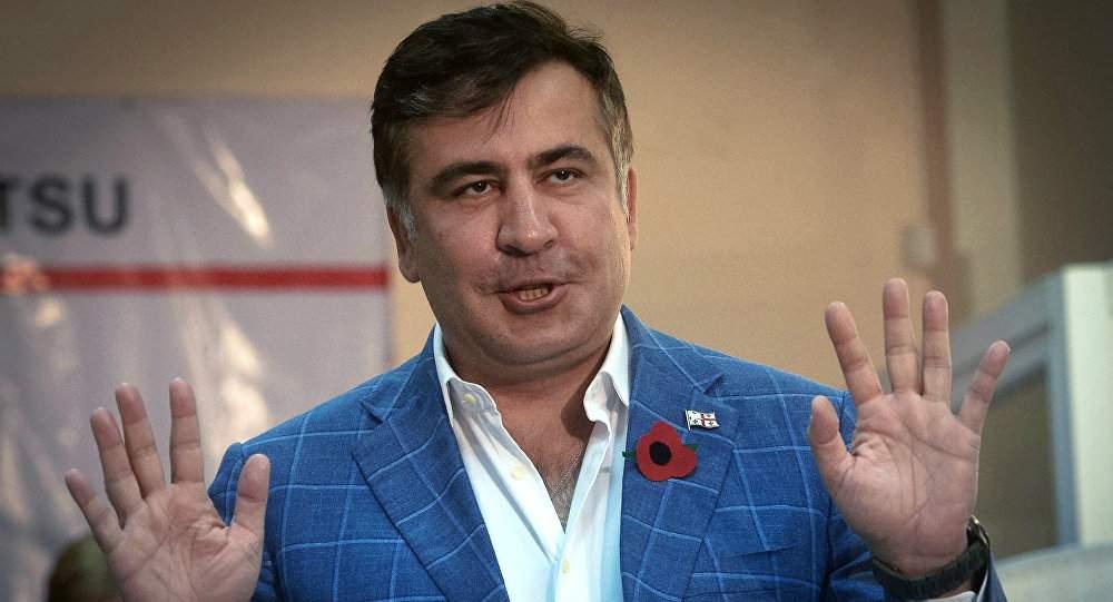 «Я был президентом 9 лет и таких вещей точно не делал»: Саакашвили прокомментировал обыски в Харькове