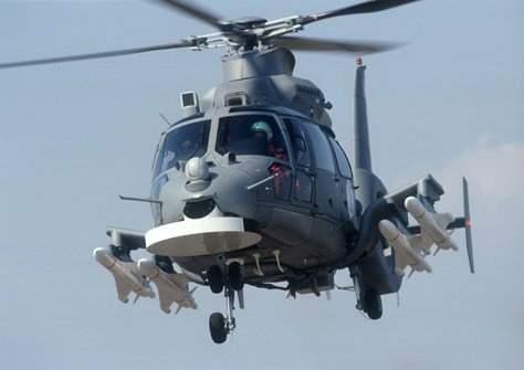 У побережья Болгарии в море разбился военный вертолёт ВВС