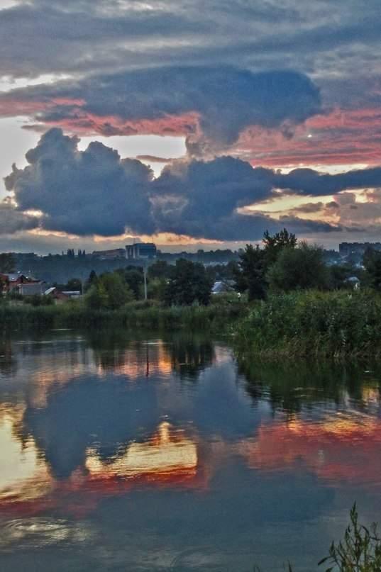 Невероятная красота Харькова в нескольких фото