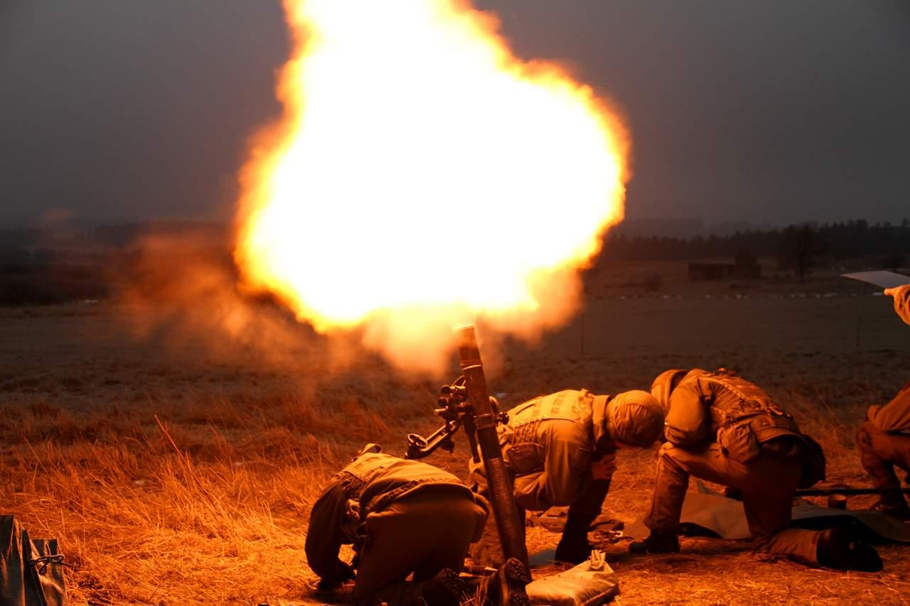 Сутки в АТО: 7 украиских военных получили ранения