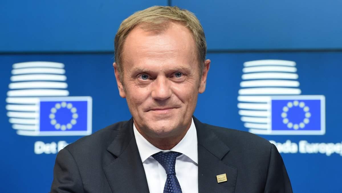 Глава Европейского Совета поздравил украинцев с безвизом