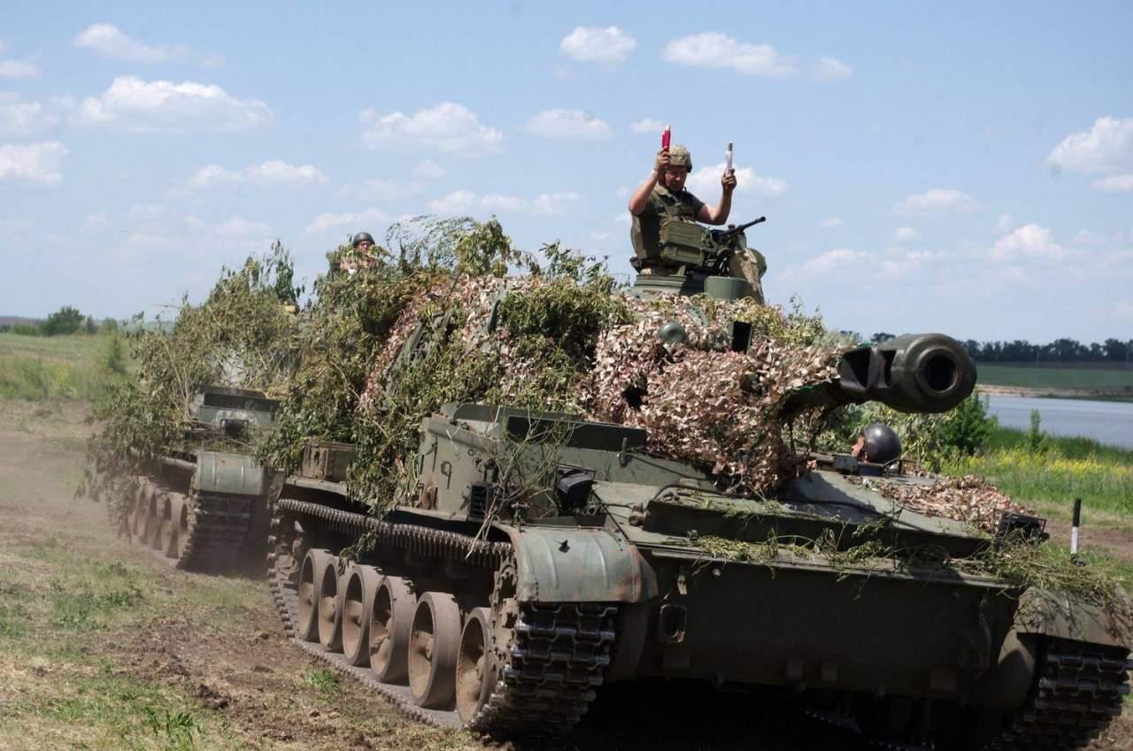 Печальный итог  минувших суток в АТО: двое украинских военных погибли, четверо – получили ранения