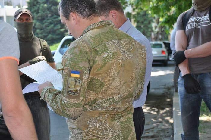 На Николаевщине на взятке погорел руководитель областной таможни (фото)