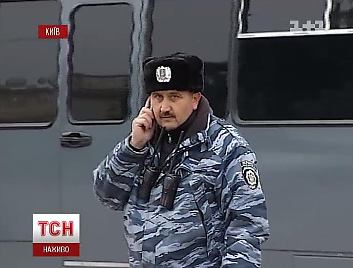 Экс-командир киевского