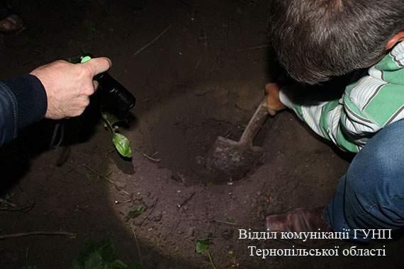 Утопили и закопали: в Тернопольской области горе-родители избавились от собственного ребёнка (фото)