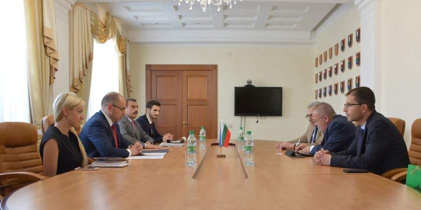 Посольство Болгарии обеспокоено притеснением болгарских меньшинств на Одесчине